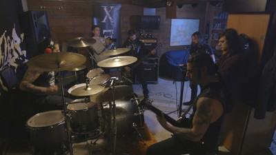 Am fost în vizită la Rotting Christ, faimoasa trupă grecească de black metal