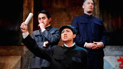 We Spoke to Playwright Anders Lustgarten About China, Modern Politics and Mao Impersonators
