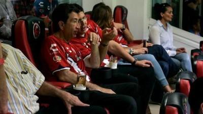 Futbol para tapar los males en Veracruz