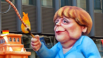 A Brief History of the Outdated Law That Makes Satire Punishable in Germany