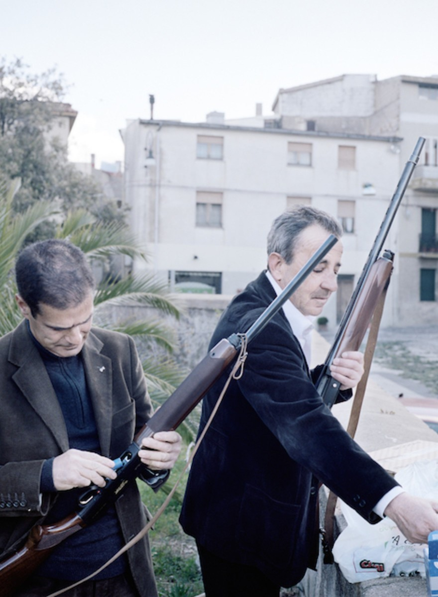 Fuoco amico: foto degli italiani e delle loro armi