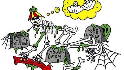 Cum arată cele mai dure înjurături românești desenate