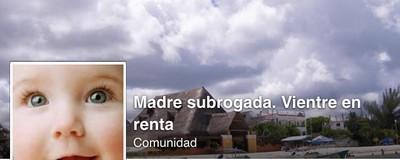 De Tailandia a México: puedes rentar una madre en Facebook