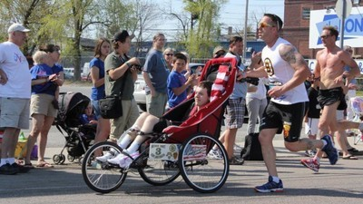 For Two Marathoners, 'Boston Strong' Is More Than Just a Slogan