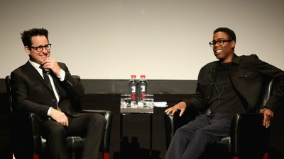 J.J. Abrams and Chris Rock Talked About Diversity, Star Wars, and God at Tribeca