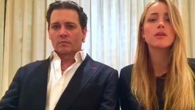 The Strange Joy of Watching Johnny Depp Apologize for Sneaking Dogs into Australia