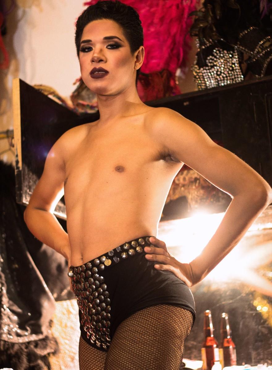 El show travesti más famoso de Acapulco