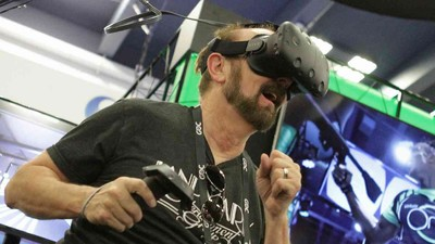 Virtual Reality's Locomotion Problem