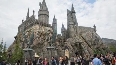 Zu Besuch im 500 Millionen Dollar teuren 'Harry Potter'-Themenpark