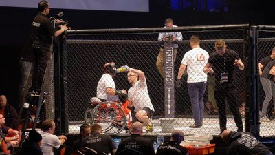 Meet the Founder of the World's First Wheelchair MMA Competition