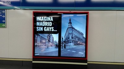¿Te imaginas Madrid sin gays?