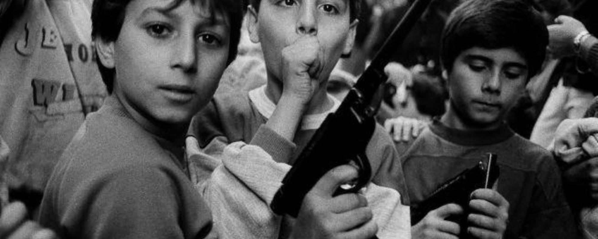 Kunsten at fotografere Siciliens mafiosoer og den smerte, de forvolder