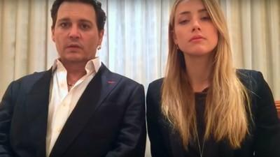Clipul în care Johnny Depp își cere iertare c-a făcut trafic cu animale îți arată că tipul e varză