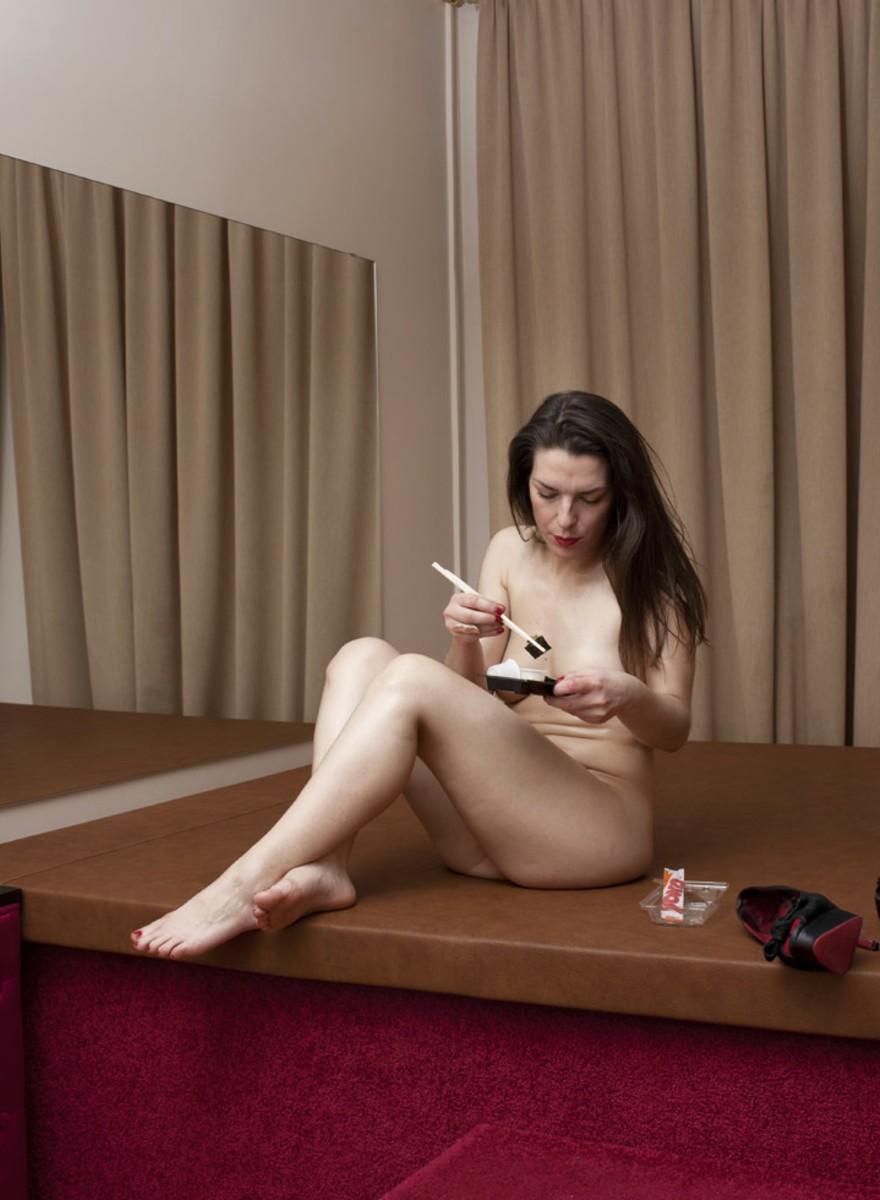Lorenzo Maccotta ha fotografato le lavoratrici del sesso in Germania