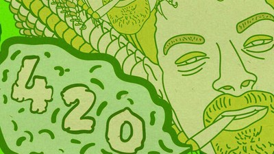 It's 420 Day: Listen to this One and a Half Hour Mix Devoted to Weed