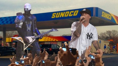 Despite What You Might Have Heard, Limp Bizkit Will Not Be Playing a Gas Station Tonight