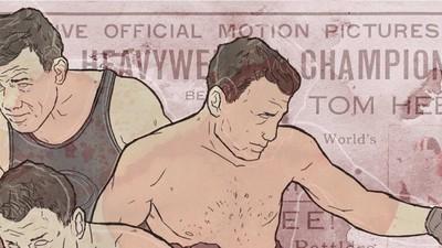 O bromance entre Ernest Hemingway e um boxeador neozelandês