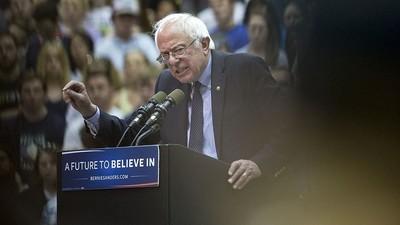 Why Bernie Sanders Shouldn't Quit