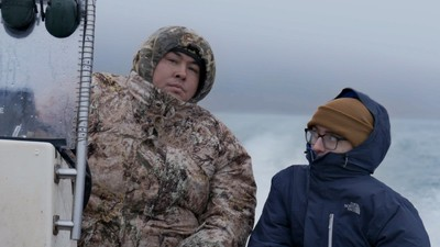 Thomas Morton Shares the Language of Alaska Natives on Today's 'Daily VICE'