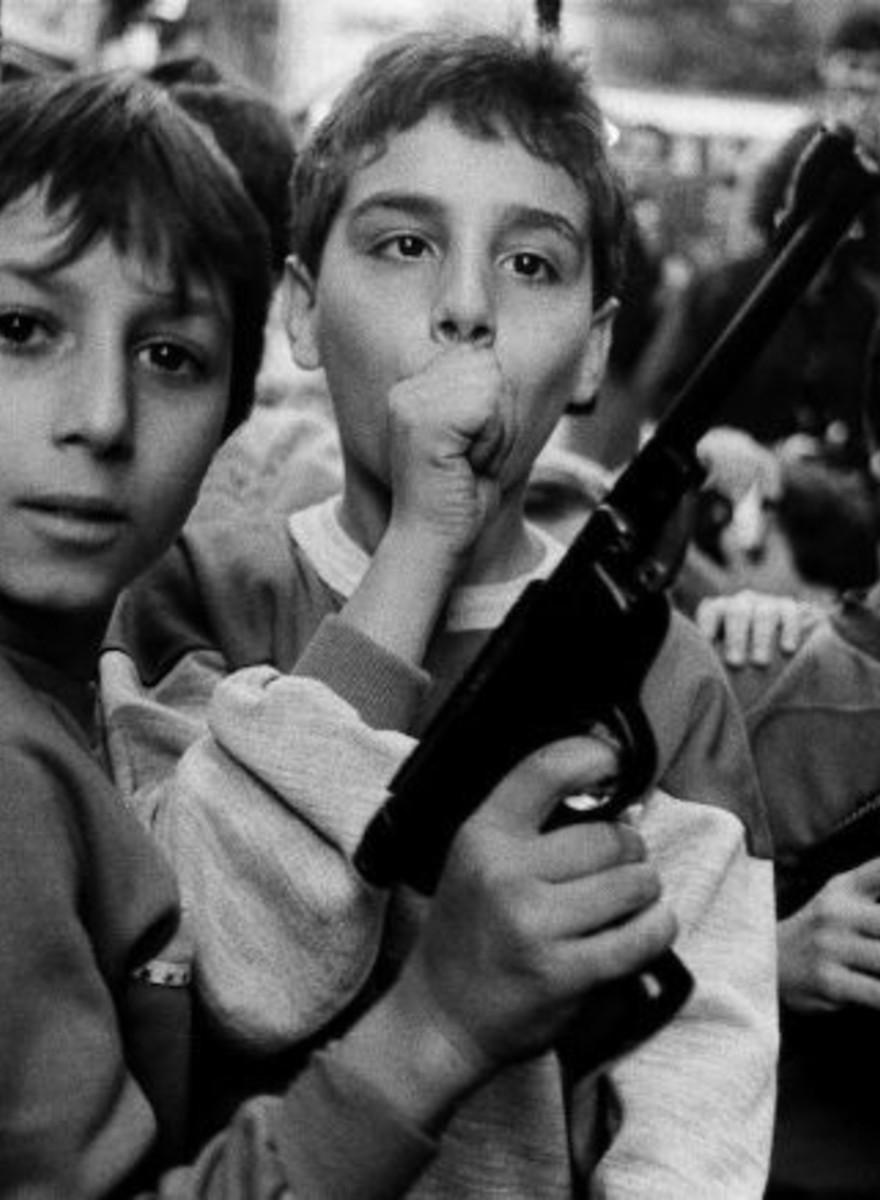 Letizia Battaglia legde twintig jaar lang de invloed van de maffia in Sicilië vast