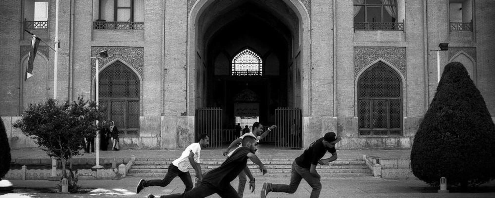Fotky vzkvétající íránské skateové scény