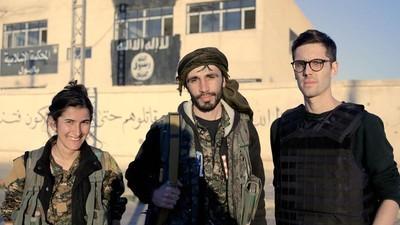 Les Combattants étrangers contre l'État islamique