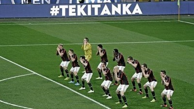 AC Milan Performed a Haka to Promote Skincare Products