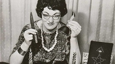 La madre de la brujería moderna también era una espía proabortista