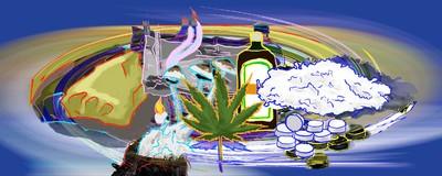 Mi peor experiencia con las drogas