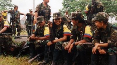 Les Femmes de la guérilla colombienne