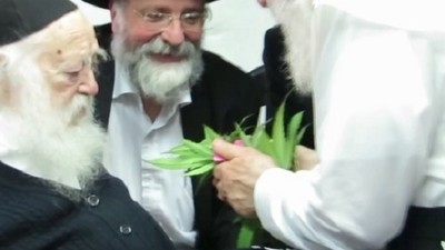 Marijuana Is Kosher for Passover, Says 88-Year-Old Rabbi