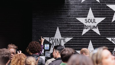 Minneapolis Remembers Prince: 'The Personification of Cool'