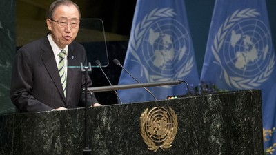 The UN Climate Pact That Leaders Are Signing on Earth Day Isn't Enough to Save the Planet