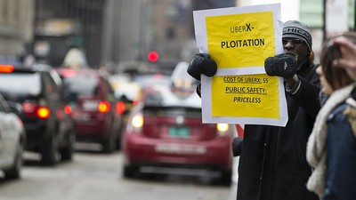 Uber Drivers Will Stay as Contractors Following $100M Settlement