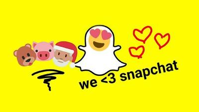 Wir haben uns von 14-Jährigen Snapchat erklären lassen