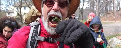 Eating Wild Weeds with 'Wildman' Steve Brill, Forager and Punk Naturalist