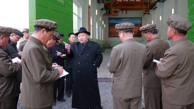 North Korea Just Launched a Ballistic Missile from a Submarine