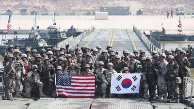 North Korea to US: Stop Your South Korean War Games and We'll Stop Threatening Nuclear War