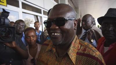 Rebel Leader Reik Machar Denied Permission to Return to Juba