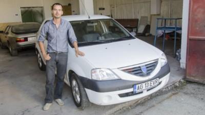 Aanschouw de goedkope Roemeense doe-het-zelf-Tesla