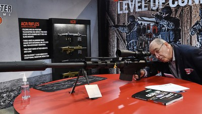 America Is About to See How Guns Used in Mass Shootings Are Marketed