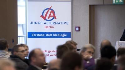 Autoritäre Rebellen: Zu Besuch bei der Berliner AfD-Jugend