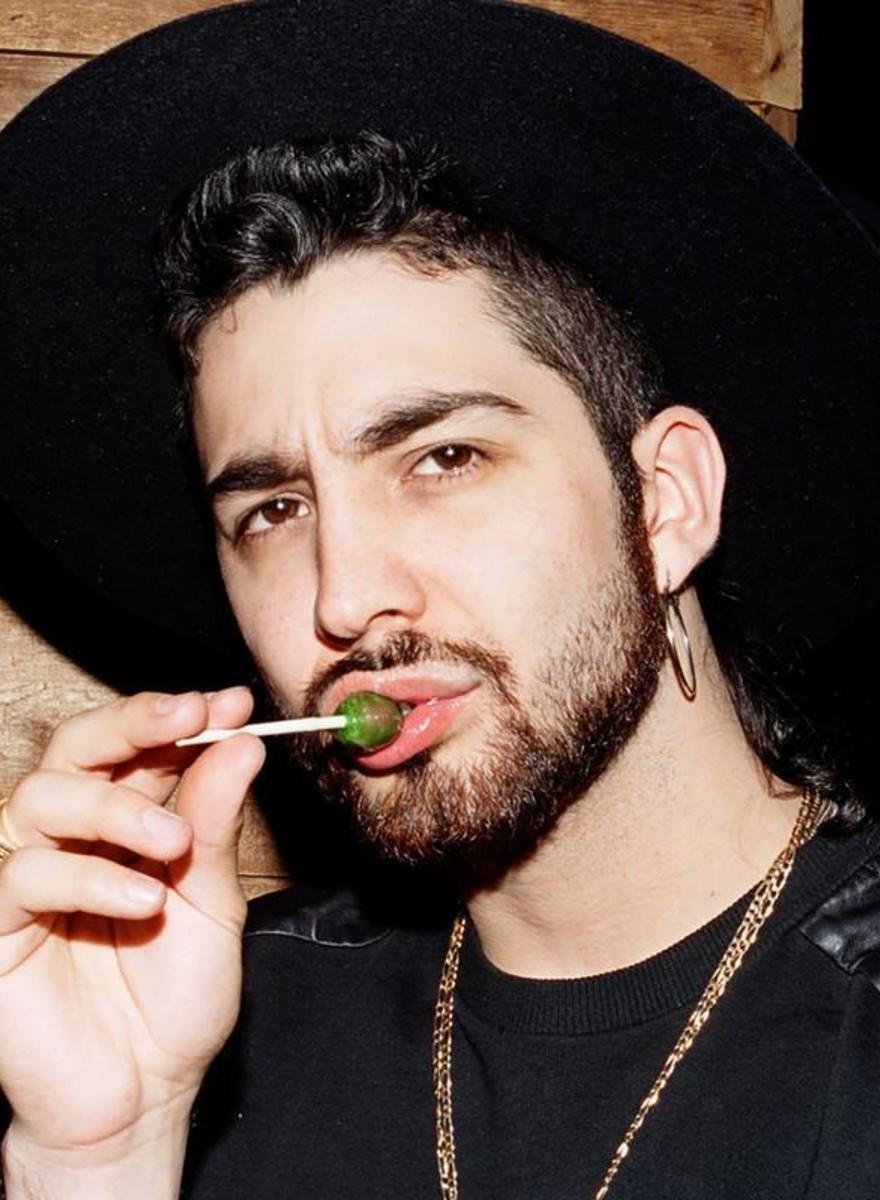 Fotografii de la cea mai mare petrecere de evrei gay din New York