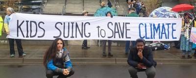 Este rapaz de 15 anos está a processar o Governo americano por causa das alterações climáticas