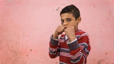 Fotografiile astea din Dobrogea îți arată că și cele mai sărace sate au culoare