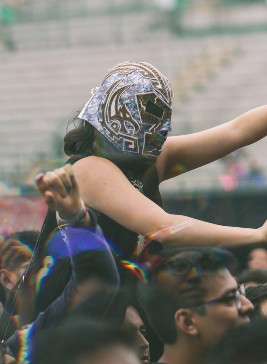 Fotos del Vive Latino 2016