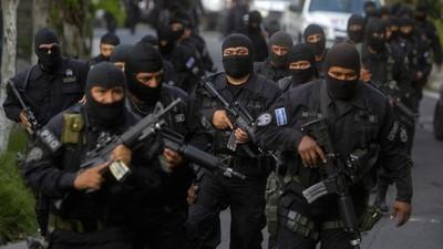 Le Salvador lance une unité spéciale pour chasser les gangs jusque dans les campagnes