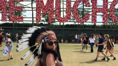 We Spoke to Some People with Culturally Offensive Outfits at Coachella