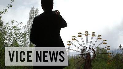 Vacanța la Cernobîl
