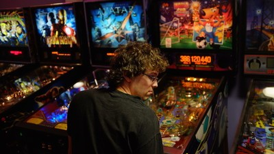 Inside the Mind of the World's Greatest Pinball Wizard